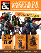 Gazeta de PiedraBruja: MultiClase para D&D 5e Español