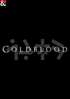 Coldblood - Survival guide to frozen wasteland of Icewind Dale