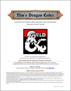 Nim's Dragon Codex