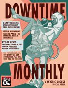 Downtime Monthly: 10 New Downtime Activities (5e)