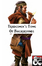 Tradesmen's Tome of Backgrounds