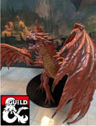 Ancient Hellfire Dragon