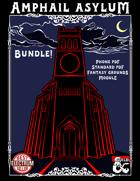 Amphail Asylum - All Formats [BUNDLE]