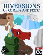 DC-DCAF Diversions of Comedy and Frost Tier 1 Series [BUNDLE]