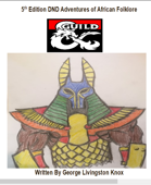 DND 5e Adventures of African Folklore