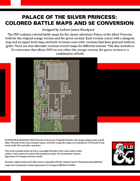 B3: Palace of the Silver Princess - Colored Battlemaps and 5E Conversion