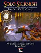 Solo Skirmish: The Cult of Mol'goroz (Fantasy Grounds)