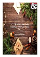 101 Pleasant(ish) Festive Surprises                 5e