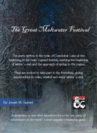 The Great Meltwater Festival