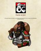 Oath of Joy - A Paladin Subclass