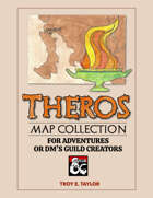 Theros Map Collection