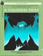 CCC-DWB-ACM-1 A Colossal Mess