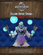 CCC-HERO-BK03-04 Lilium Inter Spinas