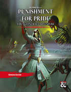 Punishment for Pride (DC-POA-CG-1-1)