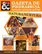 Gazeta de PiedraBruja: Natura/Nurtura Sistema Variante de Creación de Personajes para D&D 5e Español