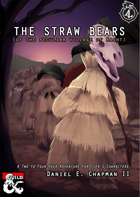 CCC-UCON03 The Straw Bears