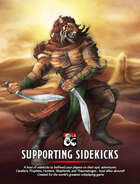 Supporting Sidekicks for Dungeons & Dragons 5th Edition