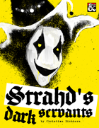 Strahd's Dark Servants | Monsters and Retainers for Curse of Strahd