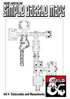 Print and play combat maps vol Four