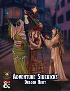 Adventure Sidekicks: Dragon Heist (Fantasy Grounds)