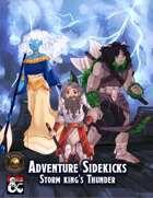 Adventure Sidekicks: Storm King's Thunder (Fantasy Grounds)