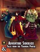 Adventure Sidekicks: Tales from the Yawning Portal (Fantasy Grounds)