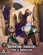 Adventure Sidekicks: Tomb of Annihilation (Fantasy Grounds)