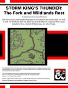SKT01: Storm King's Thunder: The Fork and Wildlands Rest