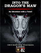 Into the Dragon's Maw (Fantasy Grounds)