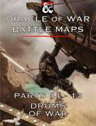 Oracle of War Battle Maps - The Complete Drums of War
