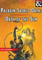 Oath of the Sun (Paladin Subclass)