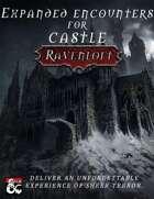 Expanded Encounters for Castle Ravenloft