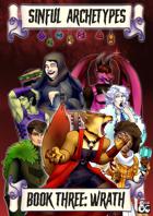 Sinful Archetypes: Book 3 - Wrath