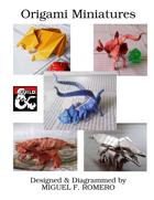 Origami Miniatures