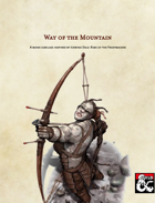Way of the Mountain
