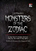 Liutprand's Monsters of the Zodiac - Far Realm