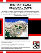 SKT03: Storm King's Thunder: The Hartsvale - High Resolution Regional Maps