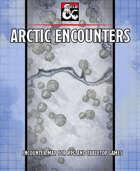 Arctic encounters battlemap