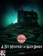 A Fey Mystery of Glen Dourn