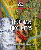 Tehox Maps Encounters [BUNDLE]