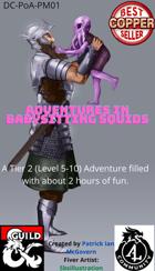 DC-PoA-PM01 Adventures in babysitting squids