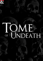 Exciting combat vol. 1: Tome of Undeath