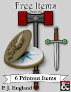 Item Pack #2