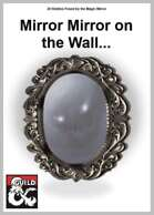 Mirror Mirror on the Wall - 20 Rhyming Riddles