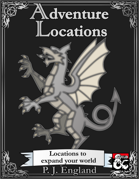 Adventure Locations [BUNDLE]