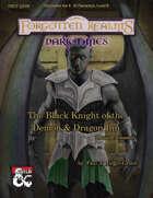 The Black Knight of the Demon & Dragon Inn