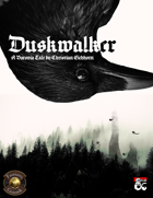 Duskwalker | A Barovia Adventure for Curse of Strahd (Fantasy Grounds)