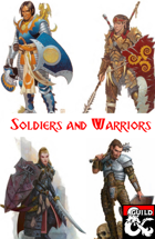 Soldiers and Warriors