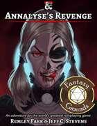 Annalyse's Revenge - Adventure (Fantasy Grounds)