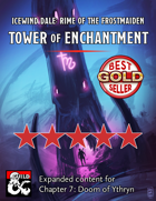Ythryn Expanded Tower of Enchantment - maps and extra content for Rime of the Frostmaiden